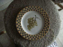 Block Country Orchard-Grape salad plate 2 available - $2.38