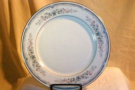 "Designer Creations By MSC Nouvelle Rose Dinner Plate 10 1/4"" - $11.69"