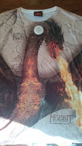 SMAUG The Hobbit Battle of the Five Armies - Limited Edition Shirt w/ Si... - $9.00