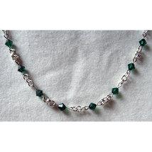 Crystal Beaded Chain Bracelet image 3