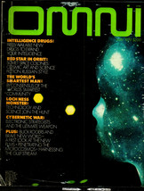 OMNI mag v1 #8, May 1979 - Spider Robinson, Richard Feynman interview - obo - $10.00