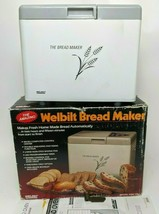 New Welbilt ABM350 Bread Maker Machine 1lb Iob Tested Nos Fast Shipping! Japan - $178.19
