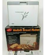 NEW Welbilt ABM350 Bread Maker Machine 1lb IOB TESTED NOS Fast Shipping!... - $178.19