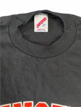 NEW Vintage Black Princeton University T-Shirt Jerzees Made in USA Ivy League L image 3