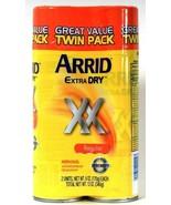 2 Pack Arrid 6 Oz Extra Dry XX Regular Max Strength Antiperspirant Deodo... - $18.99