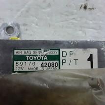 01 02 03 Toyota RAV4 SRS control module OEM 89661-02M90 - $49.49