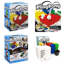 Plingpong- The Fast-Paced Ping Pong Game Of Skill, Luck And Strategy New - $31.29