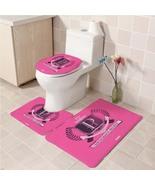 Hot Victoria's_Secret151 Toilet Set Anti Slip Good For Decoration Your B... - $20.09
