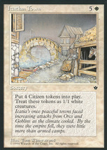 Magic: The Gathering: Fallen Empires - Icatian Town - $0.25