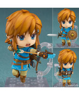Legend of Zelda Breath of the Wild Link PVC Figure Action Toy Model Coll... - $20.00