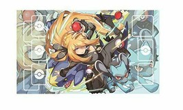 Play Mat Battlefield for Pokemon play mat Sirona of our best card - $61.93