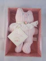 """Hallmark Scented Sachet Bear Plush 7"""" Kensington Garden Stuffed Animal  - $3.95"""