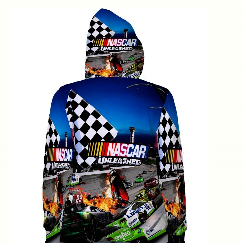 Nascar Racing 02    Hoodie Fullprint for women