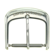 David Yurman 18 mm Stainless Steel Tang Watch Buckle - $49.00
