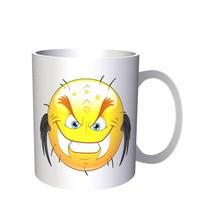 Smiley Monster Face Novelty Funny Vintage Art  11oz Mug a262 - $10.83