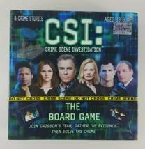 CSI Crime Scene Investigation The Board Game 2004 Specialty  - $12.19