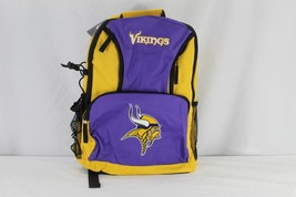 Minnesota Vikings Southpaw Backpack Purple/Gold - ₹2,550.42 INR