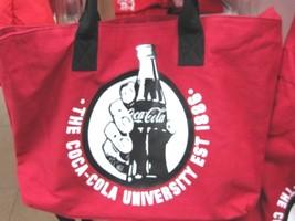 Coca Cola Red Tote/Bag  NEW - $29.45