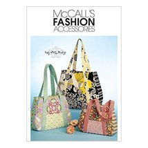 McCalls Sewing Pattern 5822 Crafts Totes & Hand Bags Sizes: One Size by McCall's - $14.21