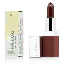 Clinique By Clinique Pop Matte Lip Colour + Primer - # 02 Icon Pop --3.9G/0.13Oz - $32.00