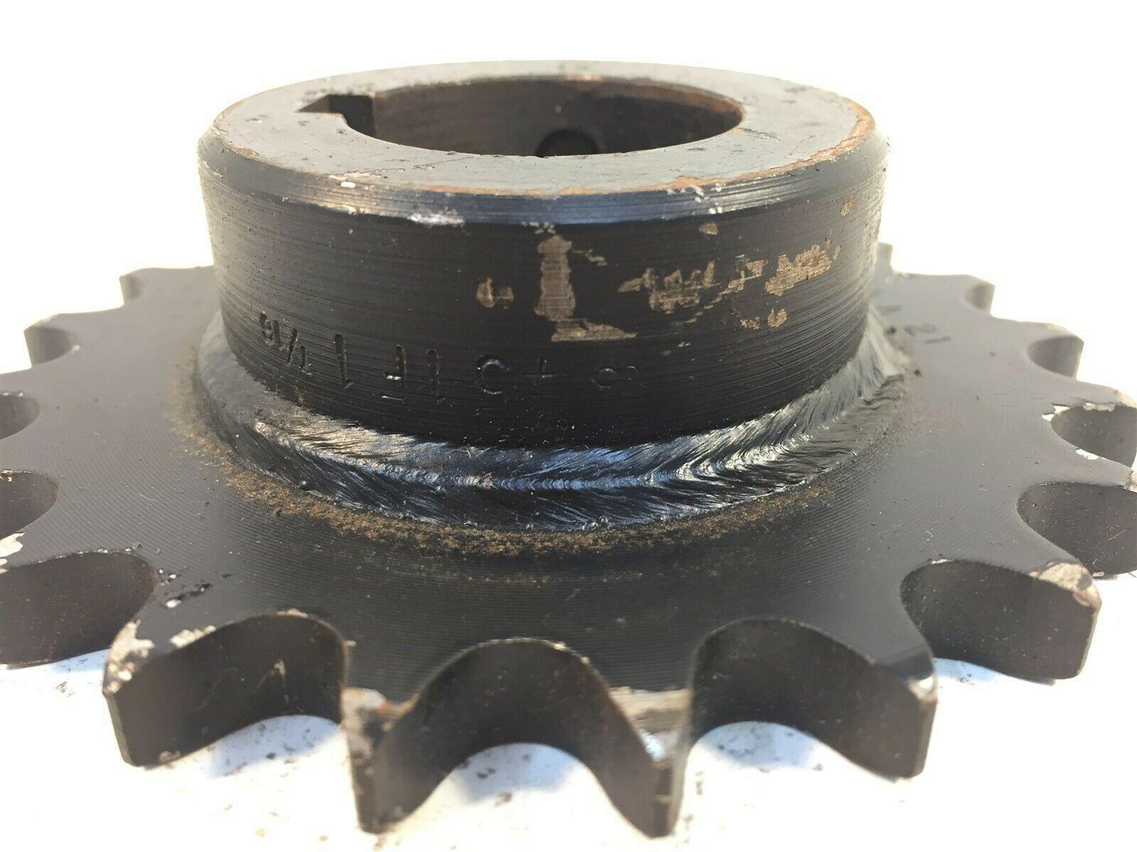 Boston Gear STEEL SPROCKETS B 35B19-1