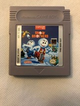 Snow Brothers Nintendo Game Boy Game Original Cartridge Only - $42.06