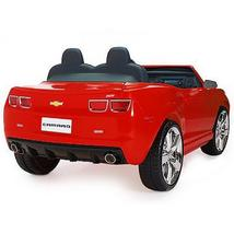 Battery Operated Official Chevrolet CAMARO NPL 12 Volt Racing Car 3 - 6 Yrs Old image 4