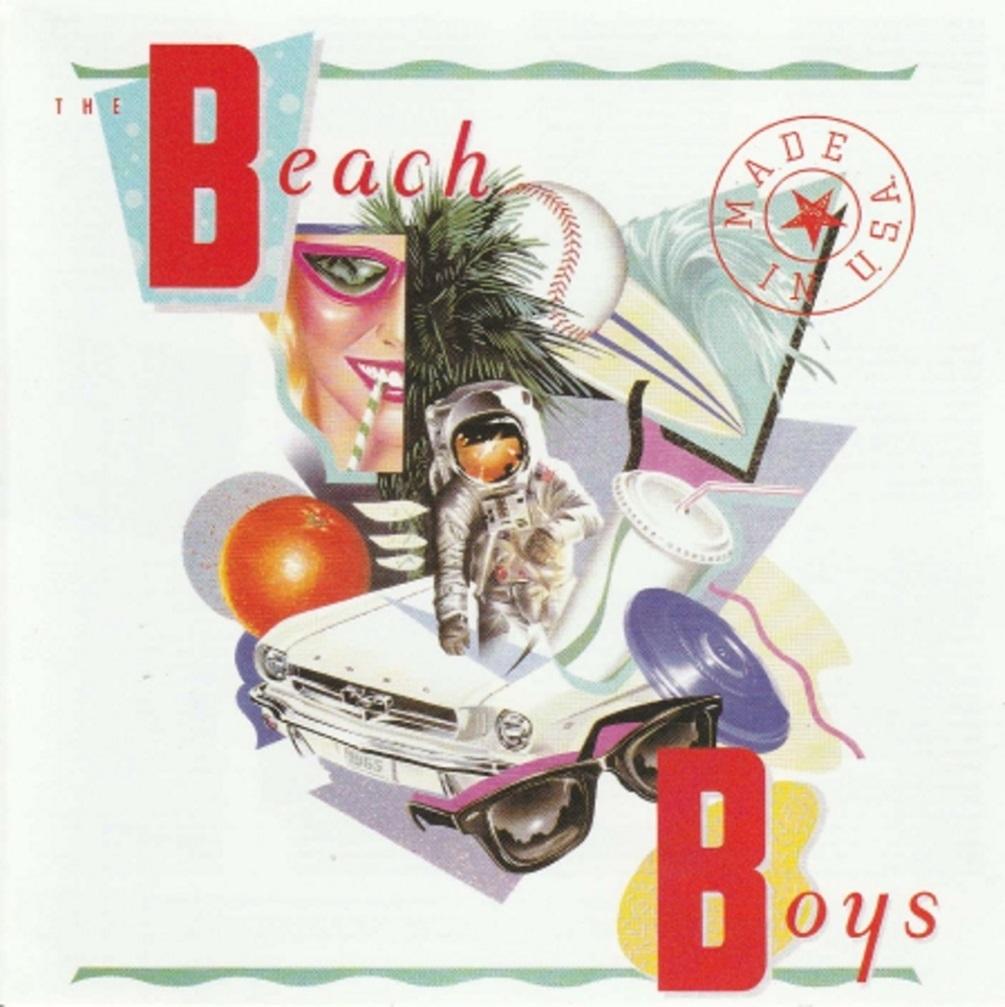 Beach boys made in usa