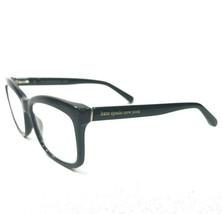 Kate Spade DOLLIE 807 PD62 +2.00 Reading Eyeglasses Frames Cat Eye Black 140 - $37.39