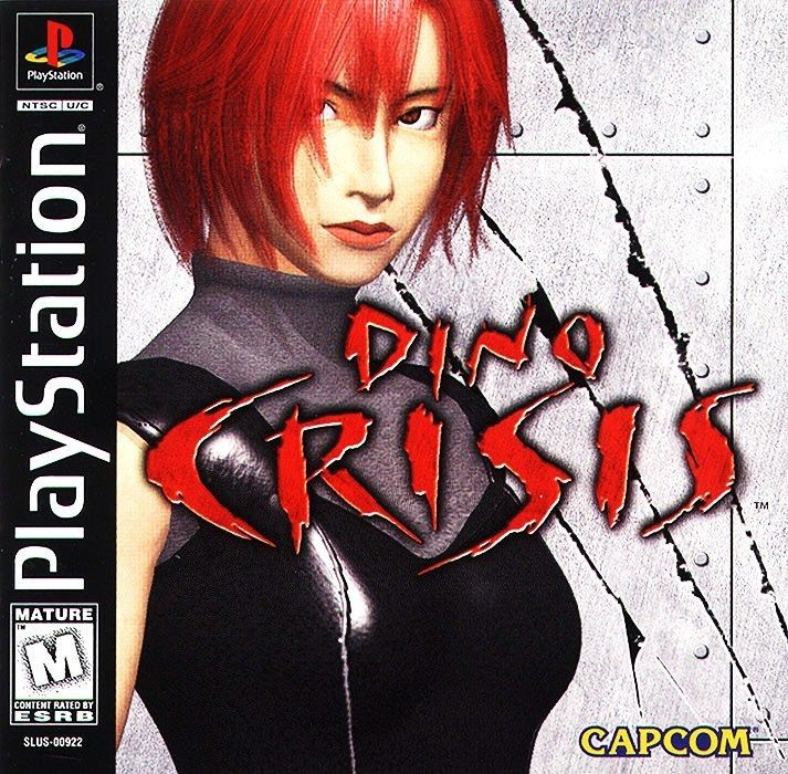 Dino Crisis PS1 Great Condition Fast Shipping
