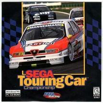 Sega Touring Car Championship (PC-CD, 1998) for Windows 95 - NEW CD in S... - $6.98