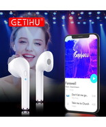 Mini Bluetooth Earphone Headphone Cordless Ear Hooks Dynamic Vocalism Pr... - $19.83