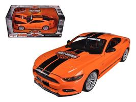 2015 Ford Mustang Harley Davidson 1:24 Diecast Car Model by Maisto - $38.46