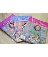 Disney Girls Book Lot 3 Cinderella's Castle Sleepy Makes Seven Attack of... - $12.85