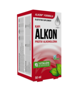 ALKON causes repulsion to alcohol and nausea, reduces aggression 50ml - $26.73