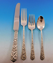 Radiant Rose by International Sterling Silver Flatware Service 8 Set 32 Pieces - $1,595.00