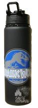 Universal Studios Park - JURASSIC WORLD Metal Water Bottle - $27.58