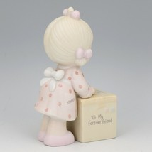 1987 Precious Moments Sharing is Caring Forever Friend Figurine image 2
