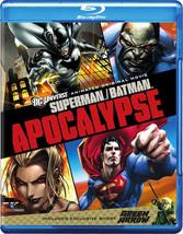 Superman/Batman-Apocalypse (Blu-Ray)