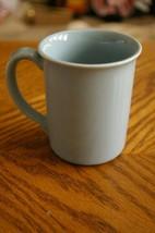 Corelle Corning Blue Lily Coffee / Tea Mug Cup Solid Blue - $4.99