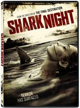 Shark Night (2011) DVD
