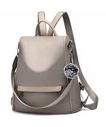 Women Backpack Purse Waterproof Anti-theft Rucksack Travel Daypack Shoul... - $25.94