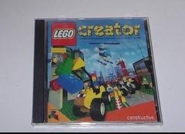Lego Creator (Pc, 1998) - $11.66