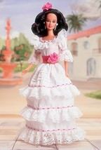 Mattel Barbie Puerto Rican Collector Vintage Dotw Dolls of the World - $71.27