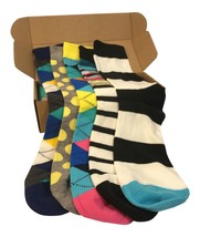 5 Pair Men's Power Socks - Chi Town Collection - $35.11