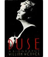 Theater: Eleonora Duse Biography ~ HC/DJ ~ 1st Am. Ed. 1984 - $12.99