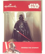 HALLMARK STAR WARS DARTH VADER CHRISTMAS ORNAMENT WALGREEN'S EXCLUSIVE - $10.99