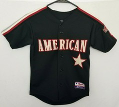 Majestic 2004 MLB All Star Game American League Jersey Youth Small Houst... - $34.99