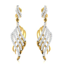 10k Solid Yellow Gold 1.20 ct Round Cut D/VVS1 ... - $307.00