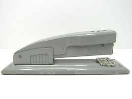 Vintage Swingline 400 Hand Stapler Durable Industrial Gray Office Staple... - $23.24